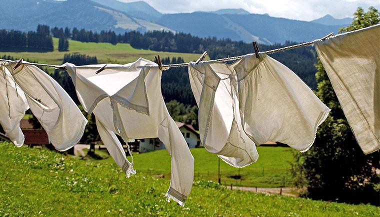 7 tipů pro úspěšné ekologické praní