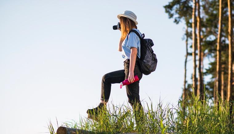 7 věcí, které si přibalit do batohu na turistiku