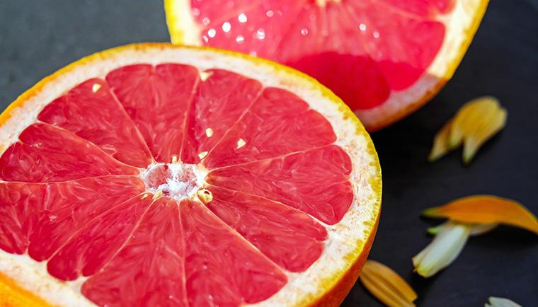 Grapefruit: silný antioxidant a součást kosmetiky