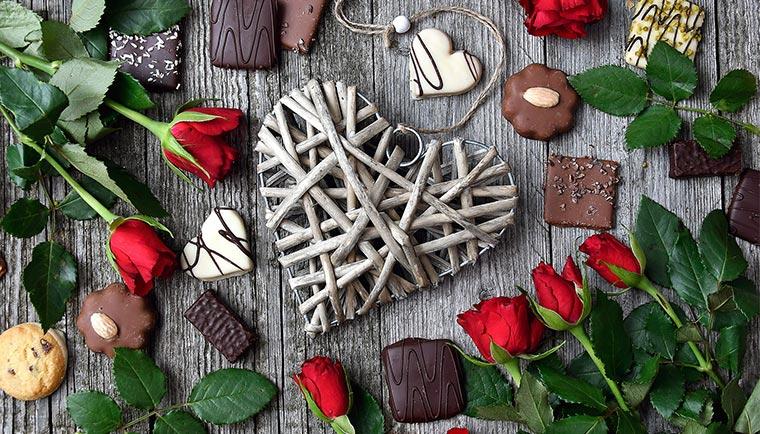 Připravte své polovičce krásného Valentýna