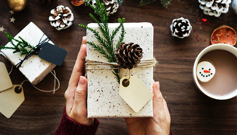 Tip na Vánoce - Zdravé dárky 1. část