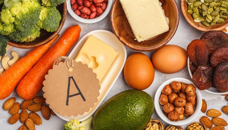 Vitamín A od Natural pro správné fungování zraku a imunity