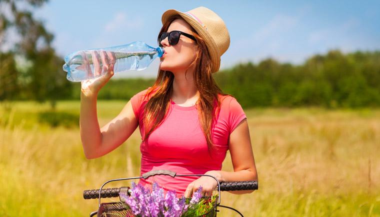Letní manuál: Jak zvládat horka během léta
