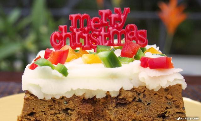 Sladké, kokosové, Vánoce