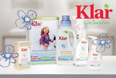 KLAR EcoSensitive - Další BIO pomocník do vaší domácnosti