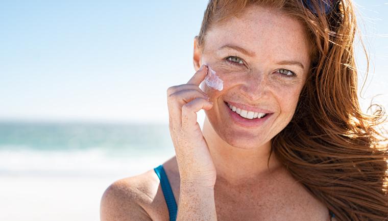 Nejúčinnější anti-aging krém je opalovací krém