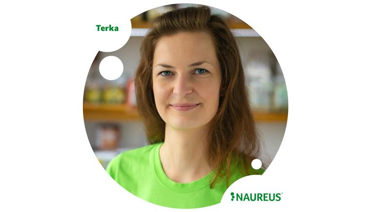 Člen týmu Naureus - Terka Petráková