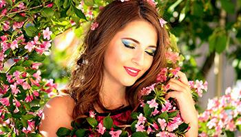 Mějte trendy - přírodní líčení i na jaře