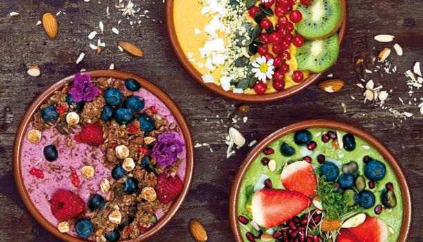 Lahodné, zdravé i krásné - smoothie bowls
