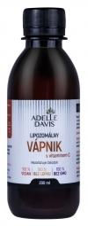 Adelle Davis - Lipozomální vápník, 200 ml