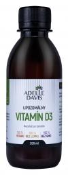 Adelle Davis - Lipozomální vitamín D3, 200ml