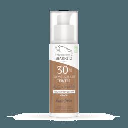 ALGA MARIS tónovací krém s faktorem SPF30 - 03 golden