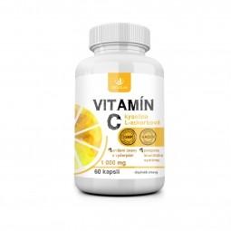 Vitamin C 1000 mg 60 kapslí