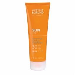 Opalovací fluid proti slunečním alergiím SPF 30