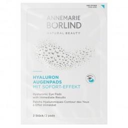 Hyaluronové hydratační obklady na oči