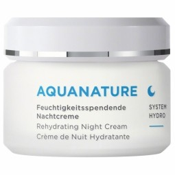 Aquanature System hydro - Hydratační noční krém 50ml