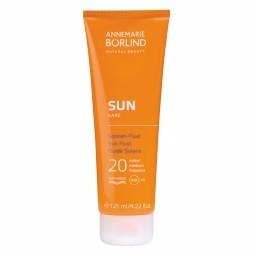 Opalovací fluid proti slunečním alergiím SPF 20