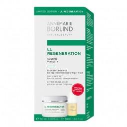 PROMO PACK LL Regeneration denní krém a pleťový zpevňující gel