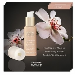 Moisturizing make-up Beige - VZOREK