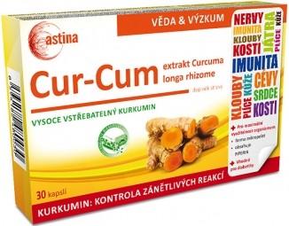Astin Cur-Cum 30cps
