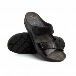 *Batz dámské zdravotní pantofle Emilia Black 38