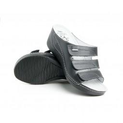 Batz dámské zdravotní pantofle Olga Black 39