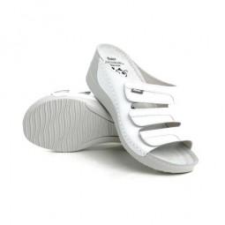*Batz dámské zdravotní pantofle Olga White 39