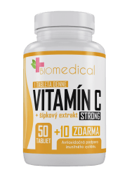 Vitamín C Strong 1000mg 60 tbl
