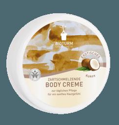 Tělový krém s vůní kokosu - 250ml