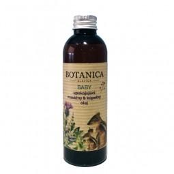 Zklidňující masážní olej 100ml