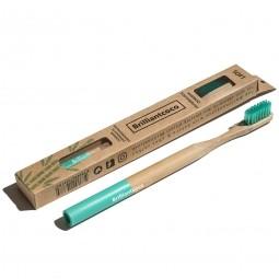 Brilliantcoco Bambusová zubní kartáček