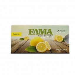 ELMA mastichový žvýkačky citrón, dražé 10 ks