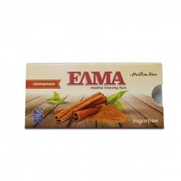 ELMA mastichový žvýkačky skořice, dražé 10 ks