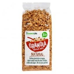 AKCE-SPOTŘEBA 18.07.2020 Granola - Křupavé müsli natural 350 g BIO