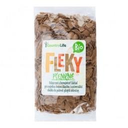 Těstoviny fleky pšeničné 400g BIO   COUNTRYLIFE