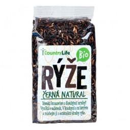 Rýže černá natural 500 g BIO