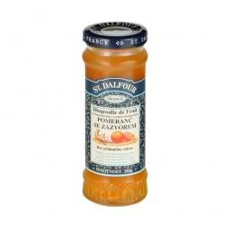 Džem ovocný pomeranč a zázvor 284g   DALFOUR