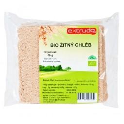 Chlebíček žitný křupavý 75 g BIO   EXTRUDO