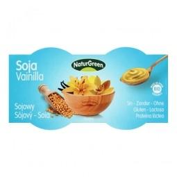 AKCE SPOTŘEBA: 05.10.2020 Dezert sójový s vanilkovou příchutí 2x125g BIO NATURGREEN