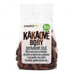 Akce spotřeba 02.09.2021 Kakaové boby nepražené celé 100 g BIO COUNTRY LIFE