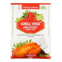 Koření grill vegi 35g BIO   TEREZIACOMPANY