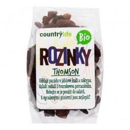 Rozinky Thomson 100 g BIO   COUNTRY LIFE