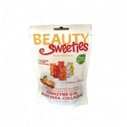 Bonbóny Beauty Sweety - Medvídci 125g