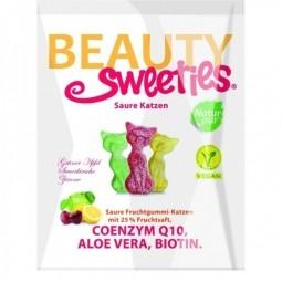 Bonbóny Beauty Sweety - Kočičky 125g vegan
