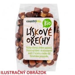 Lískové ořechy 250 g BIO COUNTRY LIFE