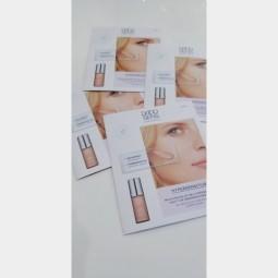 VZOREK hypersenzitivní Make up BEIGE pro citlivou a mírně zarudlou pokožku 1x2ml