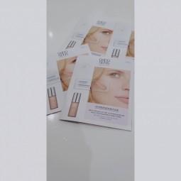 VZOREK hypersenzitivní Make up ALMOND pro citlivou a mírně zarudlou pokožku 1x2ml