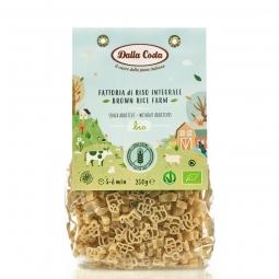 BIO Dětské Bezlepkové rýžové farma těstoviny 250 g
