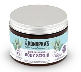 Dr.Konopka'S - Hloubkově čisticí tělový peeling 500 ml