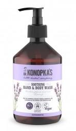 Dr.Konopka'S - Uklidňující mýdlo na ruce a tělo 500 ml
